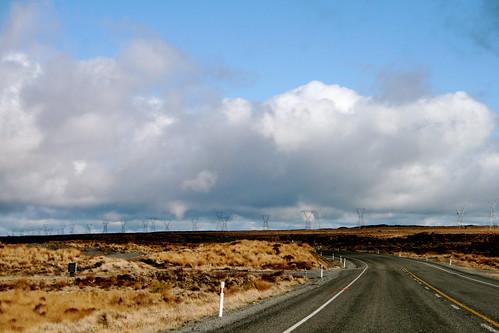 Desert Road Aliens