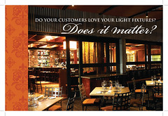 MJK Restaurant Direct Mail Piece
