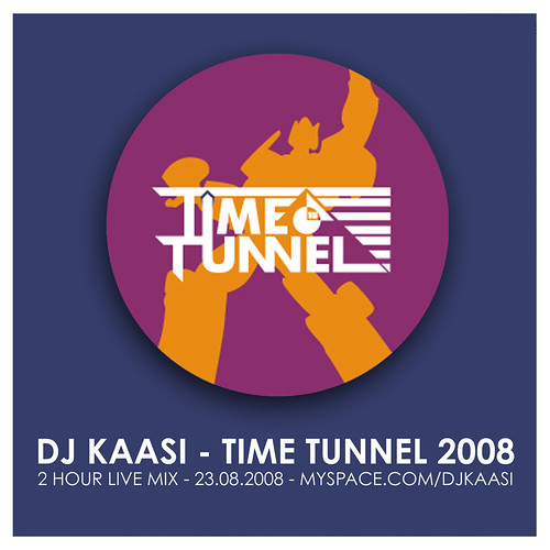 DJ Kaasi - Time Tunnel 2008 - Northern Techno Forums
