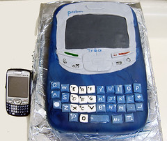 Phone & Cake