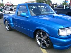 1993 Ford Ranger Splash (blondygirl) Tags: ford truck ranger autoshow lowrider carshow fordranger fordrangersplash dropsicles dropsiclesmeltdown2008 1000ormoreviews