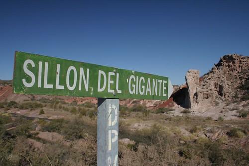 Sillon, Del Gigante. Near Huaco, Argentina.