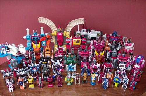 Transformers Autobots G1 1984-1989