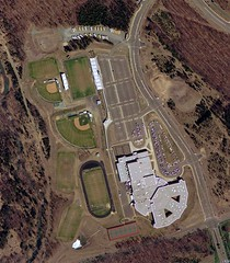 Westfield HS in northern VA (USGS photo)
