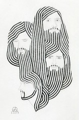Devendra Banhart (Gabriel Dionisio Ramos) Tags: portrait illustration portraits drawing folk retrato guadalajara illustrations drawings retratos draw dibujos dibujo diseo ilustracion devendrabanhart ilustracin ilustraciones devendra banhart gabrielramos gabrieldionisioramosromo