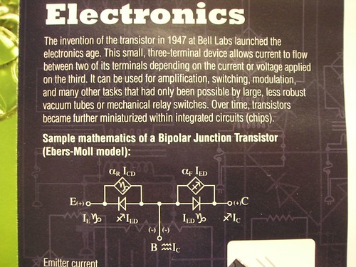 2:06 PM: The Mathematics of Electronics