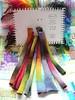 Kauni effect yarns (qusic) Tags: wool germany bright colourful bold estonian kauni csquiltdesign strandedcolourwork effectyarn easytofelt