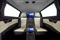 Mercedes-Benz S 600 Pullman Guard ...pictures