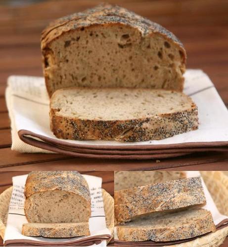 Pão de Girassol - Sonnenblumenbrot