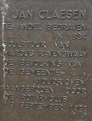 Jan Claesen-6224 (Arie van Tilborg) Tags: maas brabant molen vestingstad jacobavanbeieren martinuskerk woudrichem nooitgedagt arievantilborg tlbdemonnl avantilborg