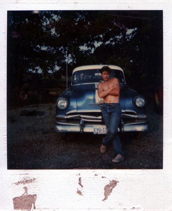 My First Car - 1954 Pontiac Chieftain