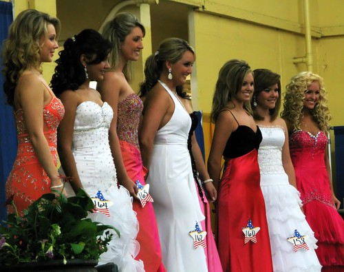 100 Things to see at the fair #9: Beauty Pageant