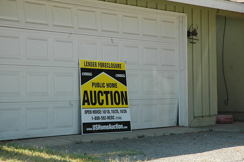 US Foreclosed homes sale by auction