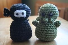 Crochet buddies