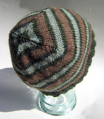 Green alpaca stripe 3
