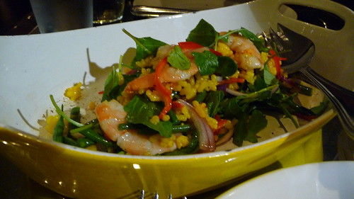 Salad at Ad Hoc