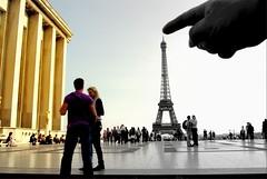 Paris ,C'est Magnific ! (Nicolas Valentin) Tags: people holiday paris france europe tourist toureiffel