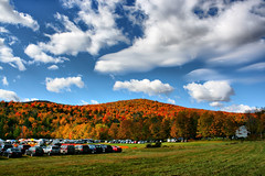 The colors of fall (DP|Photography) Tags: mountains vermont fallfoliage stowe mountmansfield route108 fall2008 debashispradhan dpphotography dp|photography