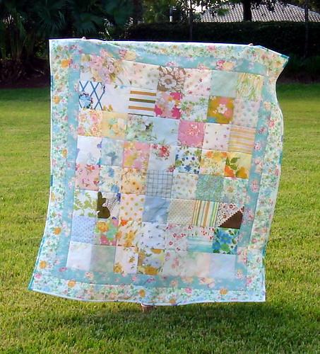 picnic sheet quilt