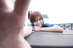 WaWa外拍 (nodie26) Tags: portrait people woman girl beautiful asian sweet taiwan lovely hualien 女孩 花蓮 人像 外拍 女人 攝影 女生 寫真 aplusphoto 鳥踏石購物廣場 鳥踏石