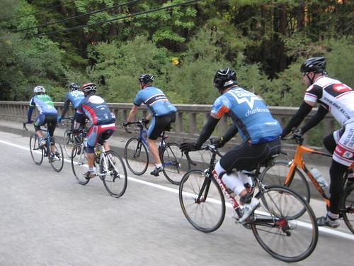 Towards  Kings Ridge