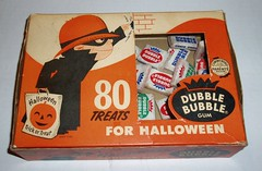 Halloween Dubble Bubble box