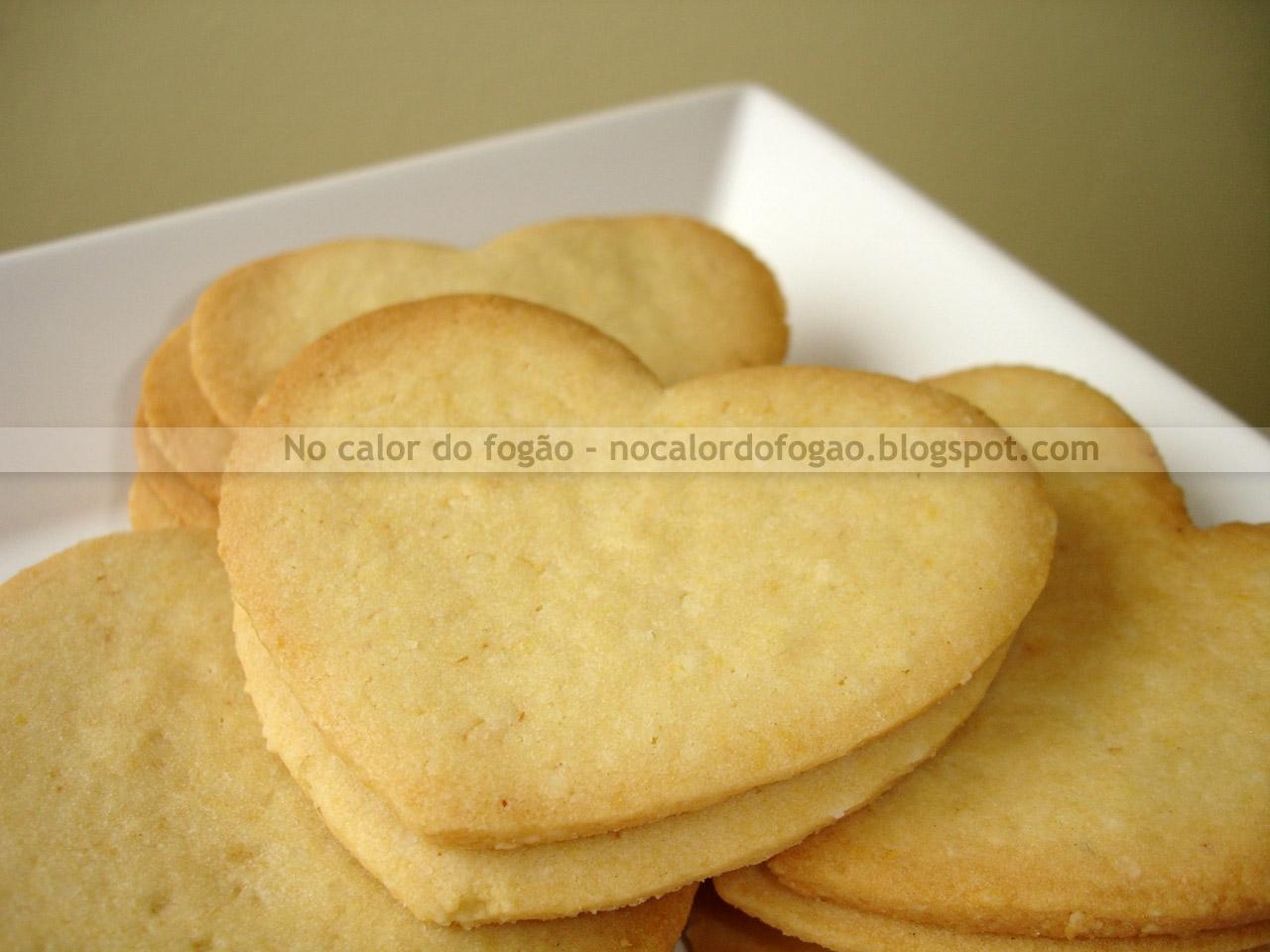 Biscoitos de macadâmia
