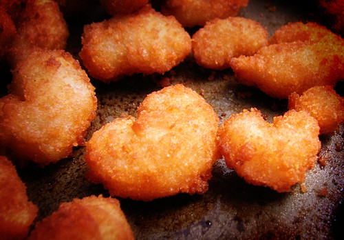Love Thursday Popcorn shrimp!