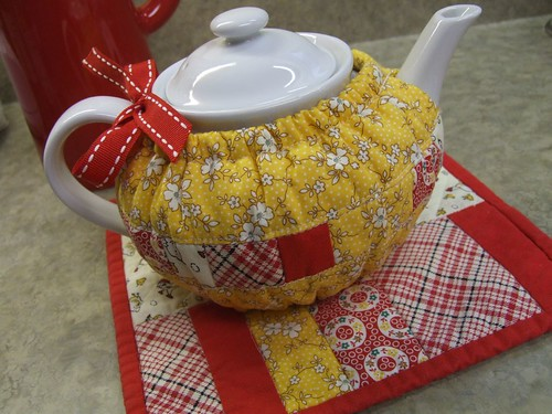 cute tea cozy