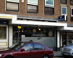 Picture of Madisons Deli, HA7 4EB