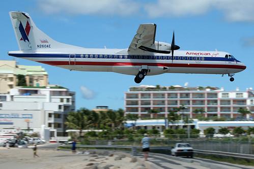 N260AE- American Eagle ATR-72