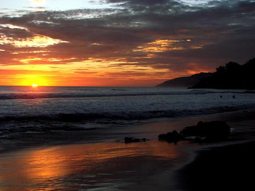 Playa Zontes El Salvador