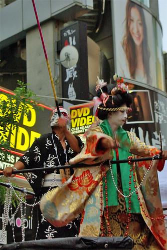 Oiran Dokuro Kawasaki Halloween 2008 17