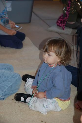 little listener : )