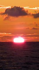 A Carqueiranne.jpg (Marina.r) Tags: sea sky mer france beach sunshine clouds soleil coucher ciel nuages plage var carqueiranne