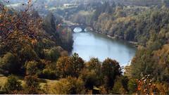 Le Pont de Menouille - Cliché Peggy Crevoisier