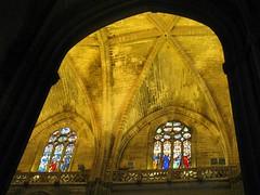 Cathedral (Graça Vargas) Tags: españa canon sevilla spain cathedral stainedglass vitral ph227 graçavargas ©2008graçavargasallrightsreserved 3103220109