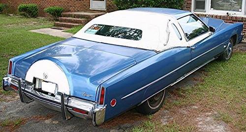 1973 Cadillac Eldorado pimpmobile