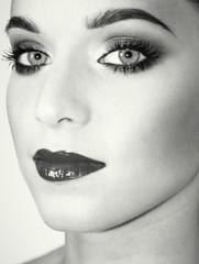 closer (GabriellaLippai) Tags: portrait beautiful beauty face look pretty natural creative makeup lips christie closer