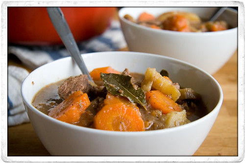 :: Happy St. Patrick's Day! Good Mood Food Irish Stew!