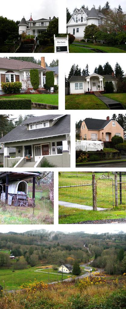 Clatskanie, Oregon