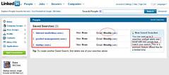 LinkedIn People Search: