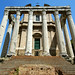 Temple Of Antoninus And Faustina Church San Lorenzo In Miranda Rome Roma Italy Italia a350 May 2008
