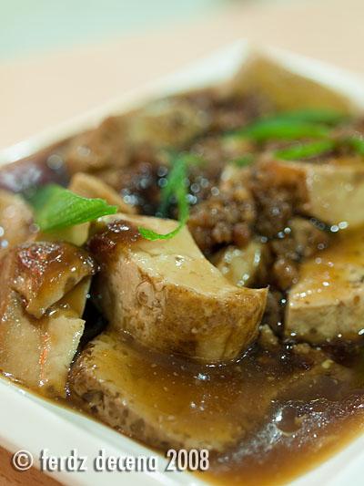 Banzai Tofu Steak (Php 48)