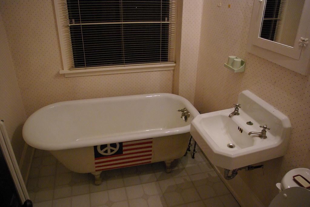 Third floor bathroom