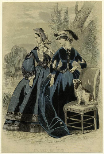 019-Les Modes parisiennes 1862