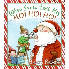 """When Santa Lost His Ho! Ho! Ho!"""