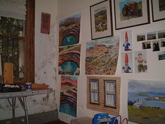 Tiles_2969 (augment_me) Tags: painting studio drawing interior medium surryhills naturallighting lucyculliton
