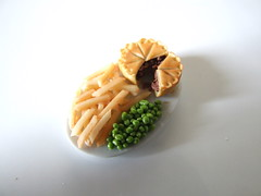 Pie, Chips & Peas