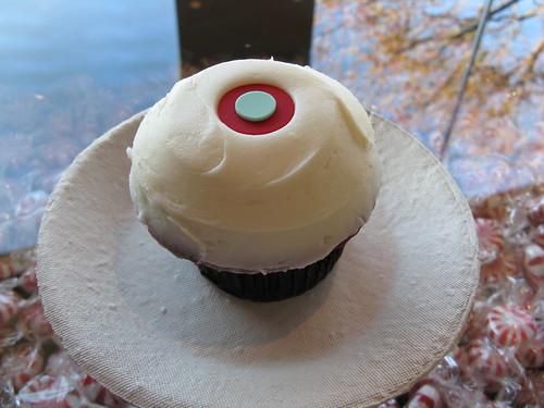 Sprinkles' Red Velvet Cupcake